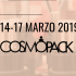 COSMOPACK 14-17 MARCH 2019