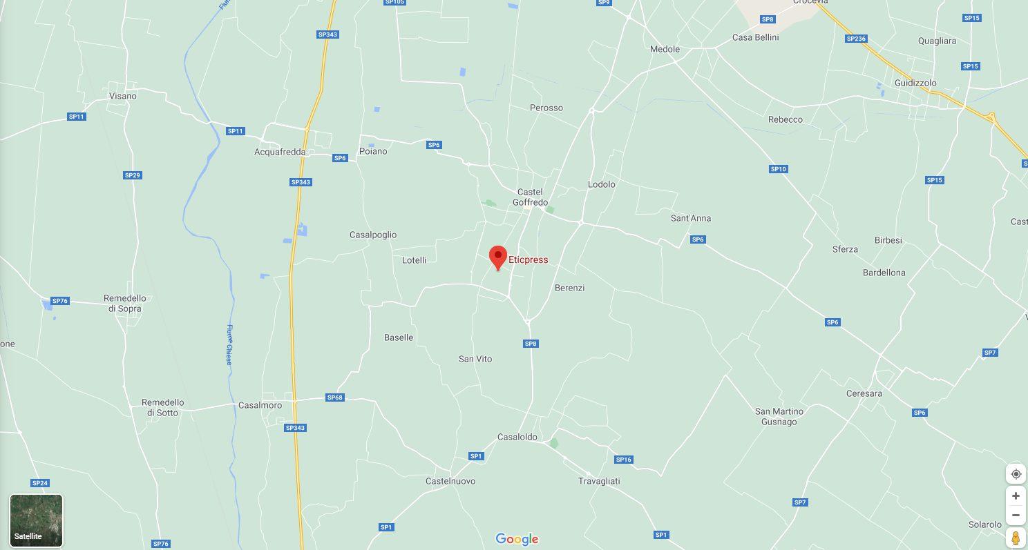 Nuova sede a Castel Goffredo