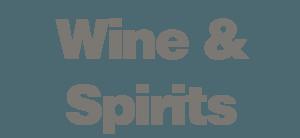 wine e spirits